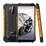 4G Outdoor Handys ohne Vertrag, Ulefone Armor X5 Android 9 Smartphones 5,5-Zoll Octa-Core 3GB + 32GB...