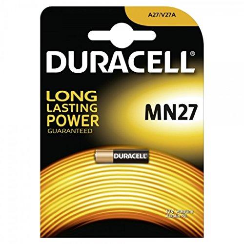Duracell Pila alkaline MN27, 1 pieza en blister