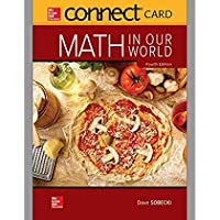 Connect Math hosted by ALEKS Access Card 52 Weeks for Math in Our World【洋書】 [並行輸入品]