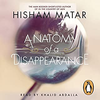 Anatomy of a Disappearance cover art