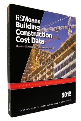 RSMeans Building Construction Cost Data 2012 (Means...