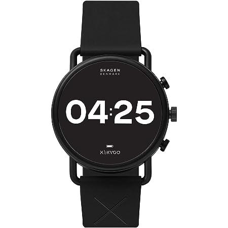 [スカーゲン] 腕時計 タッチスクリーンスマートウォッチ ジェネレーション5 SKT5202 正規輸入品 ブラック