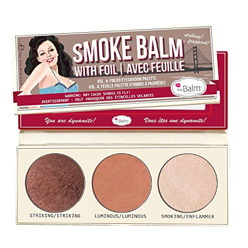 theBalm Smoke Balm Vol. 4 (3 Pack)