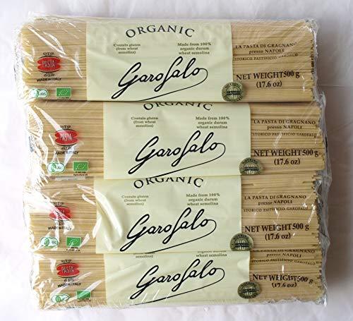 Garofalo オーガニックスパゲッティー(500g8袋)