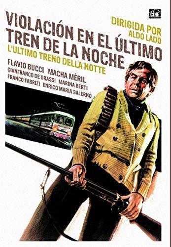 Night Train - Der letzte Zug in die Nacht / Last Stop on the Night Train ( L'ultimo treno della notte ) [ Spanische Import ]