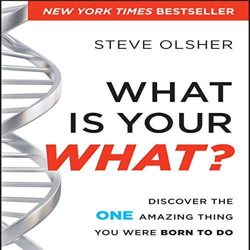 What is Your WHAT? audiobook cover art