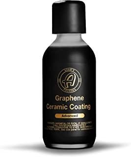 Adam's Advanced Graphene Ceramic Coating (60ml) - 10H Graphene Coating for Car Detailing Professionals   9+ Years of Prote...