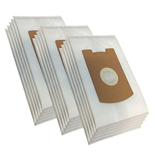 MEGA SET - 15 Staubsaugerbeutel (aus Mikrovlies) für Vorwerk Tiger VT 260, 265, 270, 300, VT260, VT265, VT270, VT300 - von Filterprofi