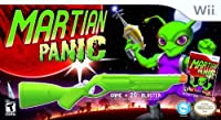 Martian Panic with Blaster Nla