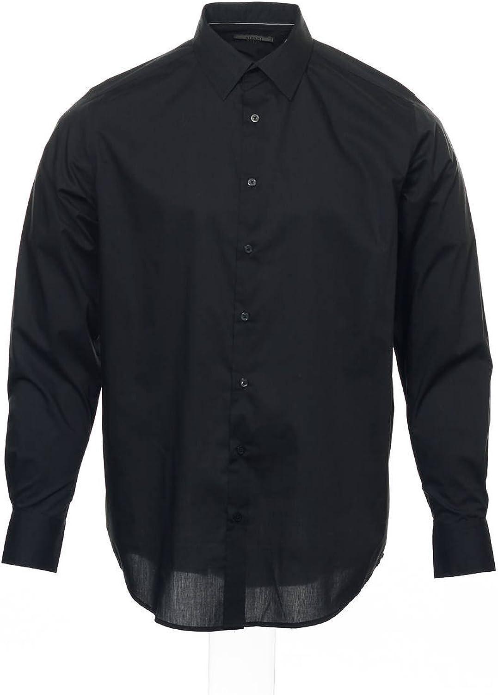 Alfani Men's Big & Tall Hinkley Button Up Dress Shirt