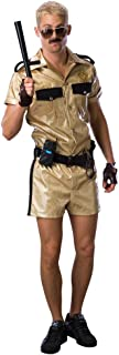 Reno 911 Deluxe Lt.Dangle Costume