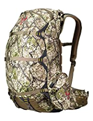 FULLY LOADED - The 2200 covers all the bases with a built-in meat shelf, internal scope and tripod pockets, and a zippered rear entry panel for quick access to your gear; DWR-treated, waterproof fabric offers scent suppression and resists moisture, d...