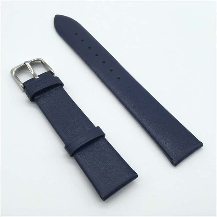 Nostalgie Watch Band 12mm 14mm Cheap mail order specialty store Max 88% OFF 18mm 22mm 16mm 20mm Leather