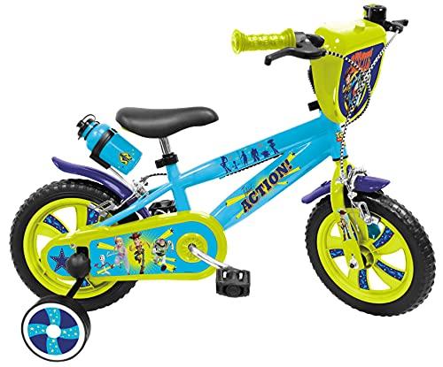 TOY STORY Bicicleta 12 3-5 Años (25427), Multicolor (Mondo