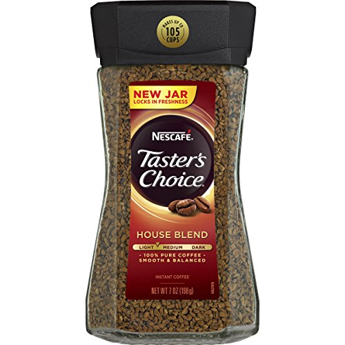 Taster's Choice Nescafe House Blend Instant Coffee