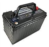 Pexir solutions Batería Ciclo Profundo 12 V 120 AH