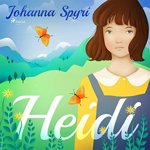 Heidi  By  cover art