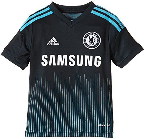 adidas Chelsea Third - Camiseta de fútbol, Color Azul, Talla L