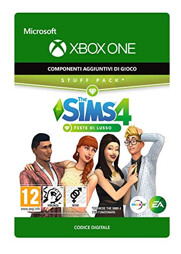 THE SIMS 4: LUXURY PARTY STUFF | Xbox One - Codice download