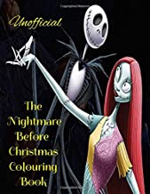 Unofficial The Nightmare Before Christmas Coloring Book: art of colouring book With Unofficial High Quality Images For Kids And Adults Inspire Creativity from Tim Burton