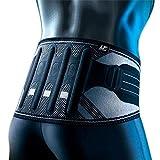 LP Support X-TREMUS 161XT aktive Rücken-Bandage 2.0 mit Zuggurten -