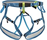 Climbing Technology Tami, Unisex Adult Harness, Unisex Adult, 7H155ACCTSTD, Blue, S-M