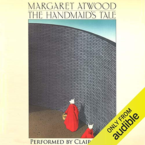The Handmaid's Tale Audiobook By Margaret Atwood cover art