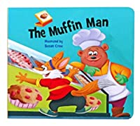 The Muffin Man 保育園 ライムボードブック 歌詞付き
