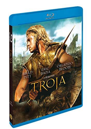 Troja BD / Troy (czech version)