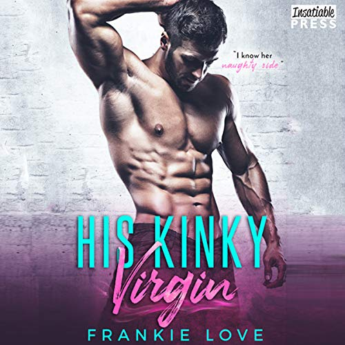 His Kinky Virgin audiobook cover art