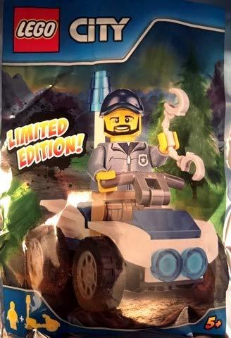 LEGO City Police Buggy Foil Pack Promo Set 951805 (Embolsado)