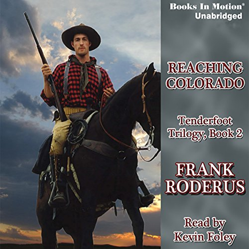Couverture de Reaching Colorado