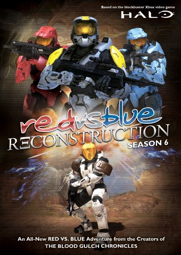 red vs blue reconstruction - 1
