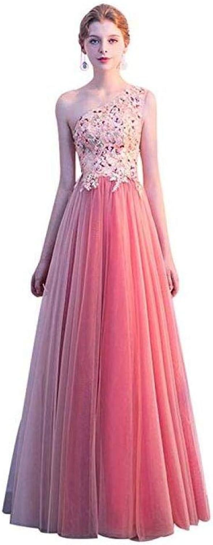 CTO Wedding Dress Long Elegant Sleeveless Slim Slimming Bridesmaid Evening Dress