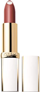 L'Oreal Paris Age Perfect Luminous Hydrating Lipstick With Nourishing Serum and Pro Vitamin B5-9 Hour Hydration - Available in 10 Shades, Bright Mocha, 0.13 oz.