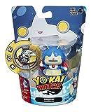 Productos Licenciados Yo-Kai Watch - Figura Robonyan (Hasbro) | Figura con Medalla 6cm