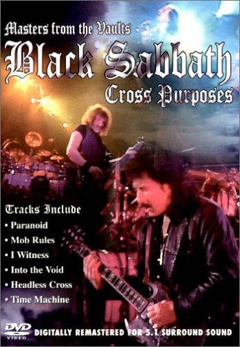 Black Sabbath - Cross Purposes Live