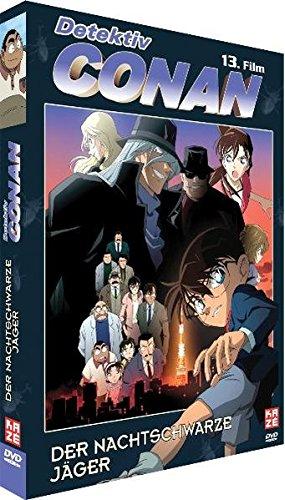 Detektiv Conan: Der nachtschwarze Jäger - 13.Film - [DVD]