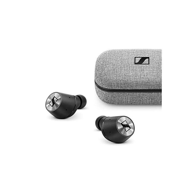 Sennheiser-Momentum-True-Wireless-in-Ear-Bluetooth-Headphone-with-Multi-Touch-Fingertip-Control-Black