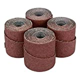 Jet 60-1060 Ready-to-Wrap Sandpaper, 60-Grit (6-Pack)