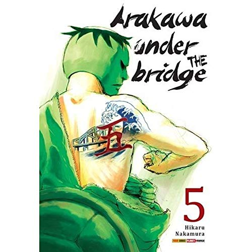 Arakawa Under the Bridge - Vol. 05