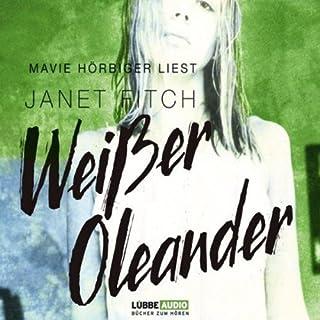 Weißer Oleander                   Autor:                                                                                                                                 Janet Fitch                               Sprecher:                                                                                                                                 Birgit Minichmayr                      Spieldauer: 7 Std. und 7 Min.     82 Bewertungen     Gesamt 3,8