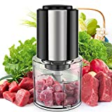Mini Food Chopper, Vinoil Small Food Processor Meat Grinder