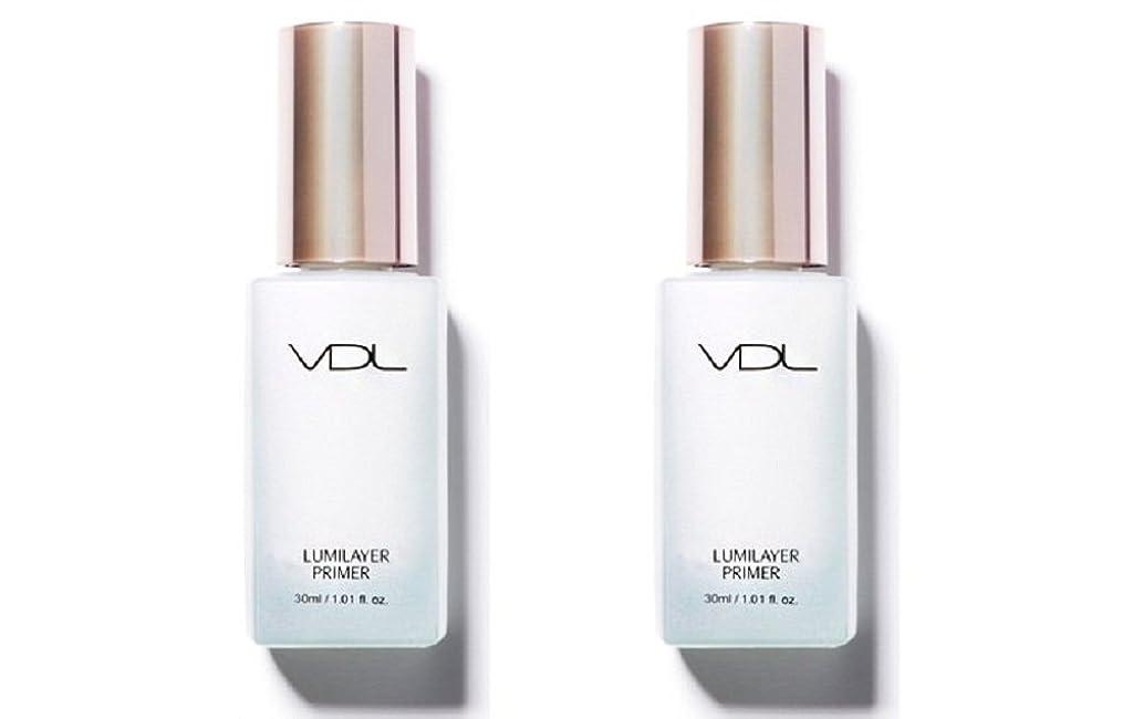 汚れる要求するスーツブイディーエル [VDL] ルミレイヤープライマー VDL Lumilayer Primer 30ml*2 (海外直送品)