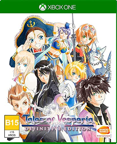Tales of Vesperia - Definitive Edition for Xbox One [USA]