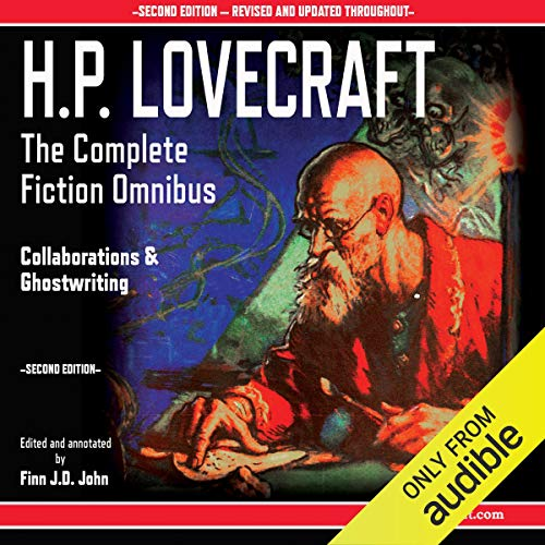 『H.P. Lovecraft - The Complete Fiction Omnibus Collection, Second Edition』のカバーアート