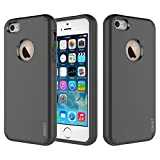 Crust Slim Armor Dual Layer Back Cover for Apple iPhone SE/iPhone 5S /