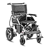 KosmoCare Duramate Light Premium Imported Ultra Lightweight Foldable Power Wheelchair