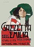 Marcello Dudovich, Vintage-Literatur-Tagebuch von Milia &