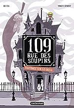 109, rue des Soupirs - Fantômes sur le grill d'Yomgui Dumont